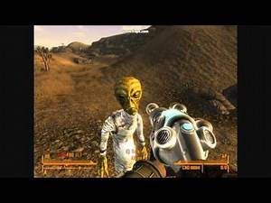Fallout New Vegas Random and Useful Mods (Christmas Break Special) Episode 3