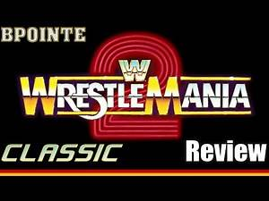 What The World Is Coming To 🤼 WWE WrestleMania 2 Review - Podcast Classic #37 (Deutsch)