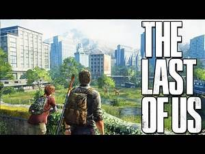 END Surviving the Post-Apocalypse World of The Last of Us   The Last of Us Remastered PS4 Gameplay