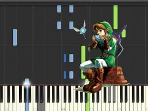 Animal Village - The Legend of Zelda: Link's Awakening // Piano tutorial // different speeds