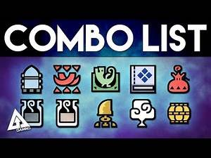 Monster Hunter 4 Ultimate Tips - Reordering Your Combo List