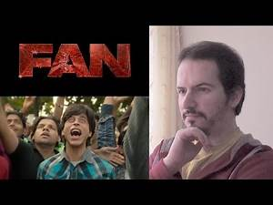 FAN - Official Trailer REACTION & REVIEW