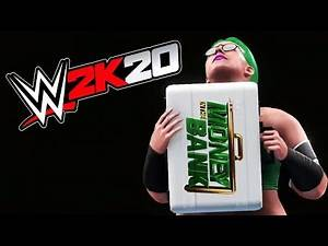 WWE 2K20 My Career #10   Becoming Miss Money In The Bank