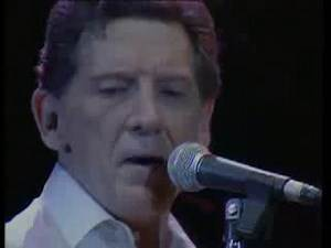 Jerry Lee Lewis - Great Balls Of Fire (LIVE)