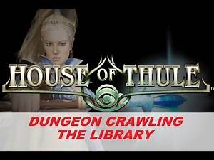 LET'S PLAY EVERQUEST - The Library - House of Thule Expansion (1080p)