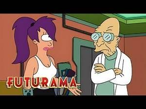 FUTURAMA | Season 4, Episode 10: Pizza, Pizza | SYFY