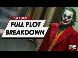 Joker Full Leaked Plot Breakdown | Entire Story Spoilers & Ending Explained