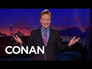 Conan: Trump Is Two Porn Stars Away From Re-Election - CONAN on TBS