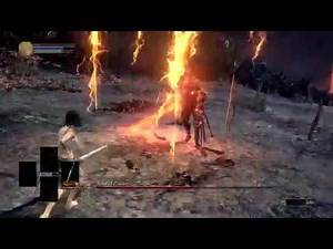 Dark Souls 3 - Soul of Cinder SL1 Nohit No Rings & Buffs (Deprived Class)