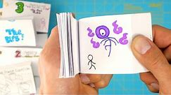 My Brother's FLIPBOOK // GIVEAWAY Contest