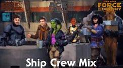 Star Wars RPG Ship Crew Music