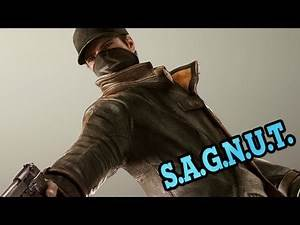 NEW GTA 5 AND WATCH DOG TRAILERS (SAGNUT 5/1/2013)