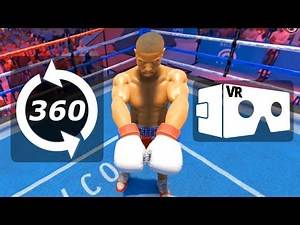 🥊 360 VR Video Boxing Rocky Balboa's CREED Rise to Glory Virtual Reality Immersive Game