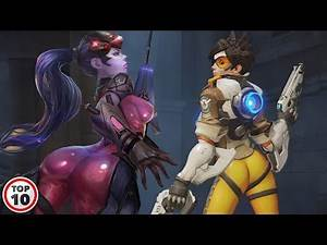 Top 10 Overwatch Skins That Should Be Illegal