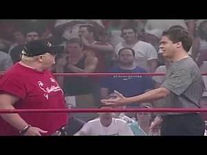Jeff Jarrett Calls Out Jeff Hardy TNA Impact Wrestling August 6th 2004 Orlando Florida