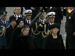 Dutch Anthem - 2011 Remembrance of the Dead in Amsterdam