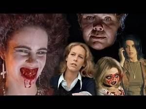 Dr. Wolfula's Top 10 Women of Horror!