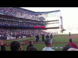 Grateful Dead national anthem NlCS game 2