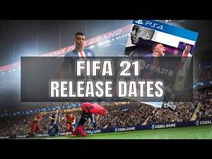 FIFA 21 RELEASE DATES - DEMO, WEB APP, EA PLAY, FULL GAME