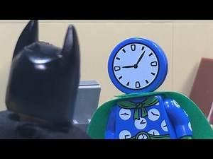 Lego Batman Vs Clock King