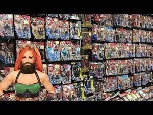 TOY HUNT!!! | Elite 49 & Pop Vinyl | WWE Mattel Wrestling Figure Shopping Fun #52