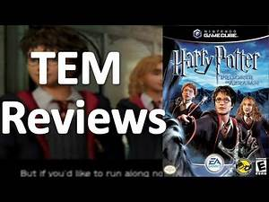 REVIEW: Harry Potter and the Prisoner of Azkaban (GameCube) — Fifteen Miles to the Shrieking Shack