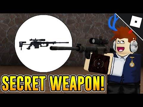 """How to get the """"SECRET WEAPON FOUND!"""" BADGE & SRR-61 in MEME ATTACK   Roblox"""