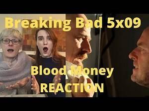 "Breaking Bad Season 5 Episode 9 ""Blood Money"" REACTION!!"