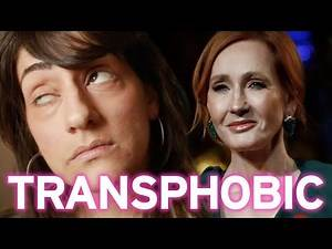 JK Rowling Deemed Transphobic TERF By Queer Activists