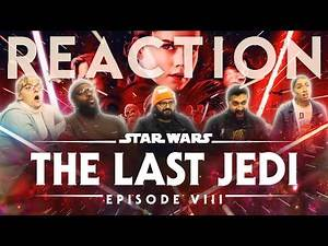 Star Wars - Episode VIII The Last Jedi - Normies Blind Group Reaction