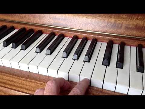 How to Determine If Your Piano Has Ivory Keytops