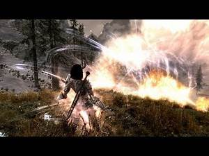 Dragon Combat related mods