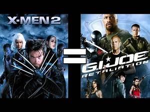 24 Reasons X-Men 2 & G.I. Joe: Retaliation Are The Same Movie