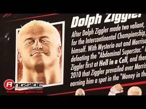 Dolph Ziggler & John Morrison WWE 2-Packs 7 Mattel Toy Wrestling Action Figures - RSC Figure Insider