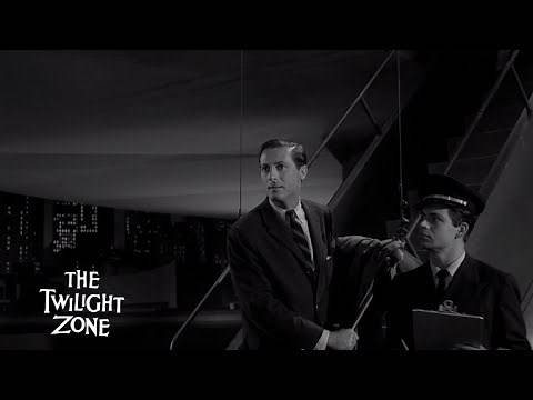 The Twilight Zone (Classic): To Serve Man - It's A Cook Book!