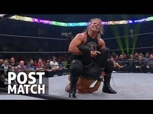 AEW Dynamite | Chris Jericho vs Darby Allin | AEW Title | Post Match Spoilers
