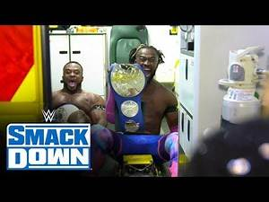 The New Day revive the SmackDown tag team division: SmackDown Exclusive, Nov. 8, 2019