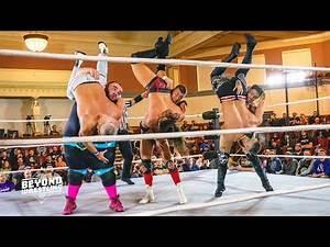 [Free Match] BODYSLAM CHALLENGE: Puf vs. Mark Sterling   Beyond Championship Wrestling (AEW Dark)