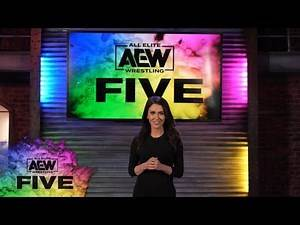 TOP 5 AEW MOMENTS | 2/12/20 AUSTIN, TX