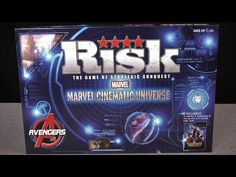 Risk: Marvel Cinematic Universe from USAopoly