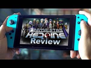 Cosmic Star Heroine REVIEW | Nintendo Switch, PS4, Vita, PC