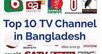 TOP 10 TV CHANNLE IN BANGLADESH WITH CELEBRITYS BIOGRAPHYS SHAFIN AHMED