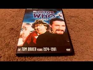 Doctor Who Logopolis DVD Review