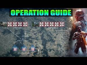 OPERATIONS MULTIPLAYER GAMEPLAY / BF1 Conquer Hell / Battlefield 1 New Map