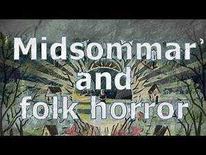 Midsommar and folk horror