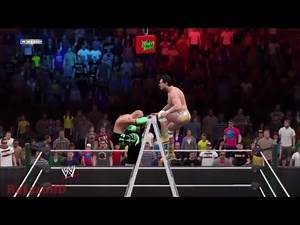 WWE 2K15 [SIMULATION] - RAW Money In The Bank 2011 - Highlights