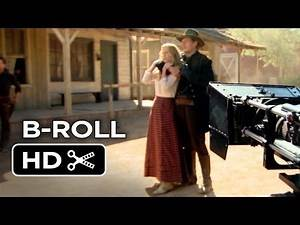 A Million Ways To Die In The West B-ROLL 2 (2014) - Liam Neeson Comedy HD