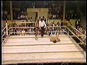 Cuban Assassin & Bad News Allen vs Dynamite Kid & Bret Hart