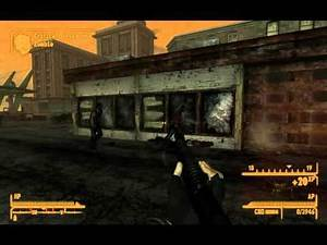 Fallout: New Vegas mods- lost city- part 2: into the city