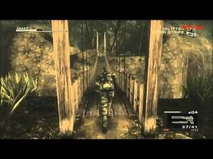 Metal Gear Solid HD Collection - MGS 3 Snake Eater Walkthrough